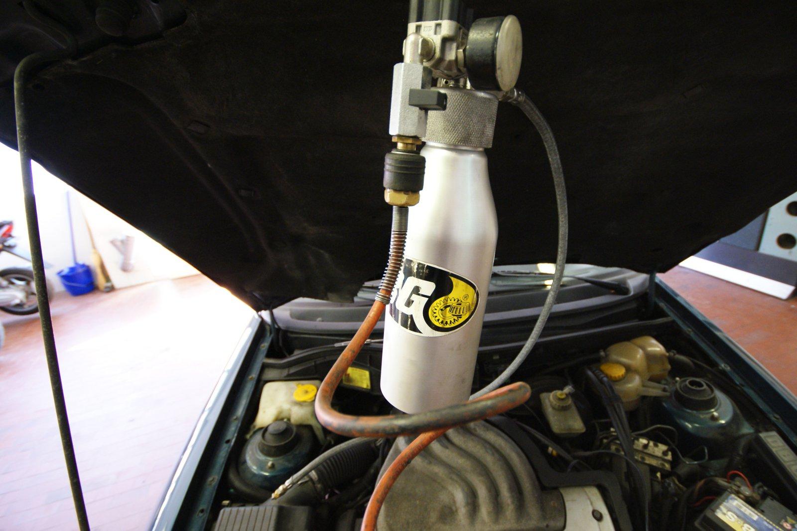 Üzemanyagrendszer tisztítás házilag
