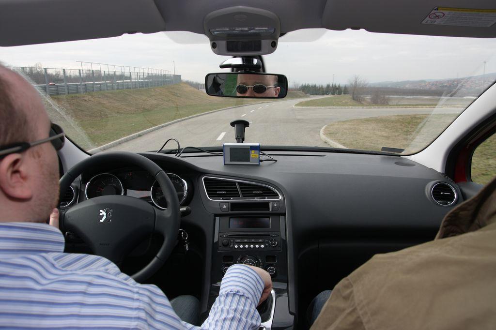 Diesel autó vezetéstechnika