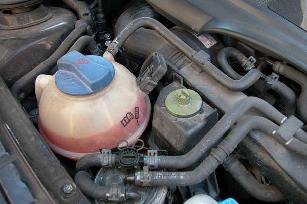 Totalcar - Tanácsok - Fogy a hűtővíz a Golfból