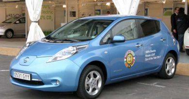 Benzin nélkül is jól megy a Nissan Leaf