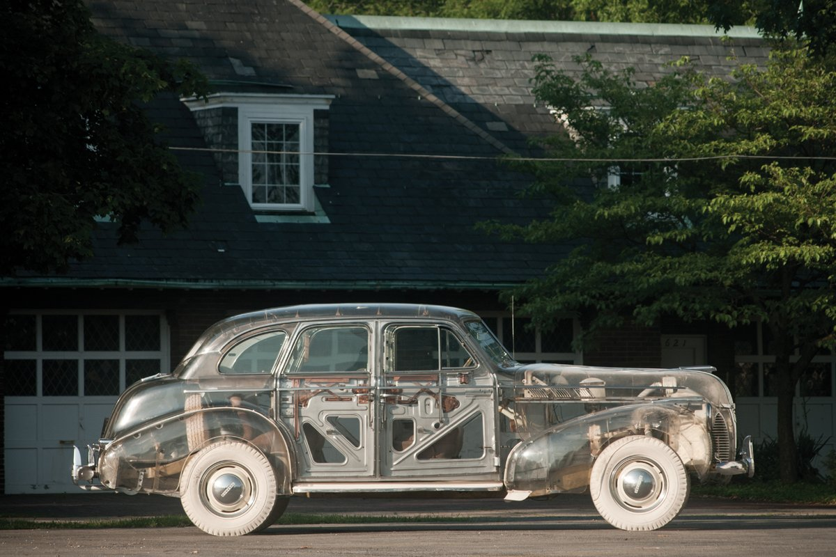 be80466347 1939-ben jövőautónak számított a General Motors különleges tanulmánya,  melyért nemrégiben közel 60 millió forintot adtak.