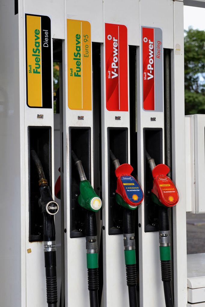 Shell 100as benzin
