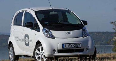 Villanyautóval a Balatonra? Megcsináltuk. Peugeot iOn teszt