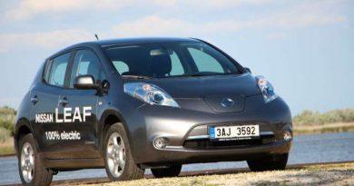 Meddig mehetünk árammal? Nissan Leaf teszt