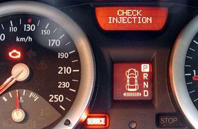 Füstöl a motor