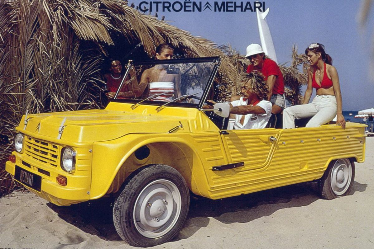 CITROEN MEHARI