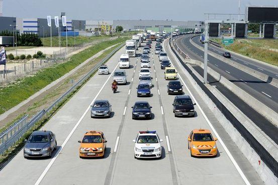 Legforgalmasabb autópálya