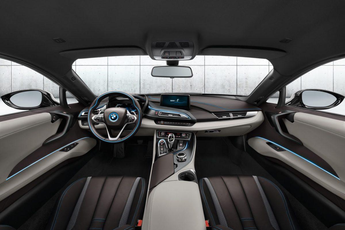 BMW I SOROZAT