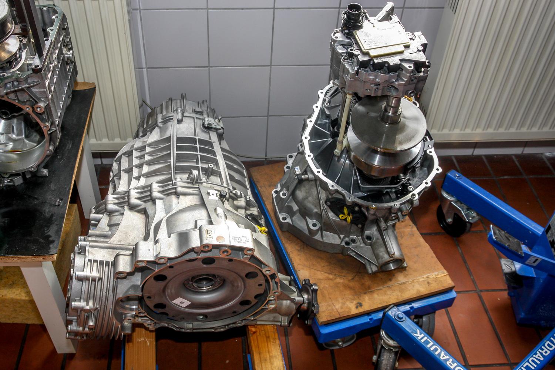 Audi A6 tiptronic váltó olajszint ellenőrzés