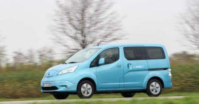 Villanybusszal a Balatonra? Nissan e-NV200 teszt