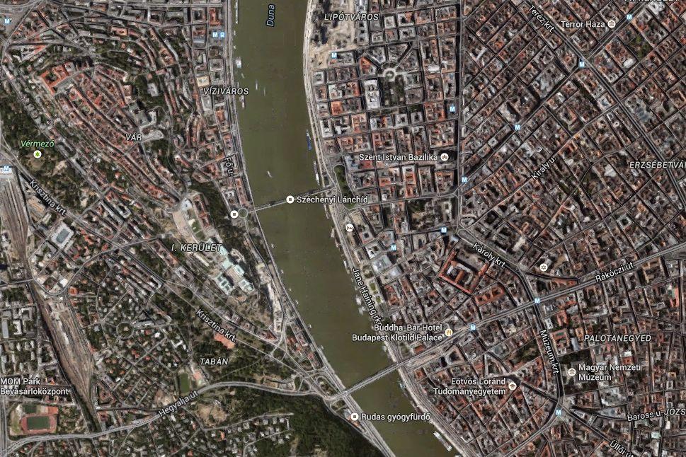 Muholdas Terkep Budapest Groomania