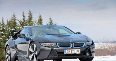 Élmény a javából! BMW i8 teszt