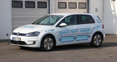 Közepes, fehér, hittérítő – a Volkswagen e-Golf