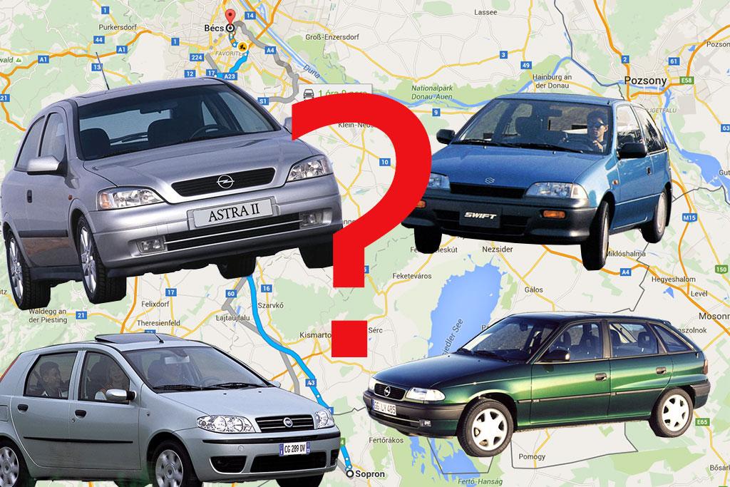 Olcsó autót ingázáshoz – benzines 069801f596