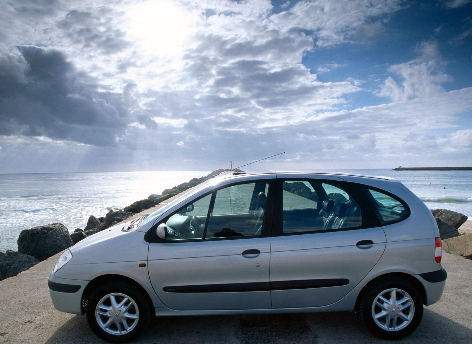 Renault scenic hibák
