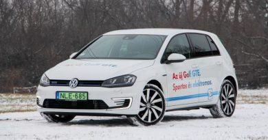 Fogyaszthat 1,5 litert egy Golf? VW Golf GTE teszt