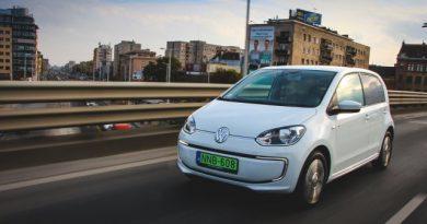 Ingyen munkaerő – Volkswagen e-load up! teszt