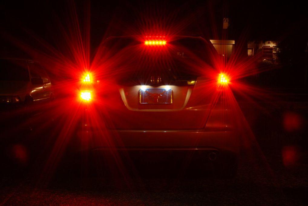 autó led lámpa visszajelző hiba