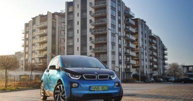 A formabontó – BMW i3 94 Ah teszt