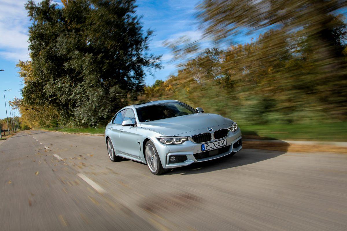 BMW 4-ES SOROZAT