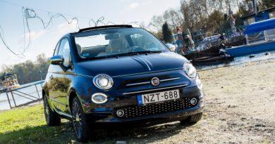 Részeg tengerész – Fiat 500C Riva