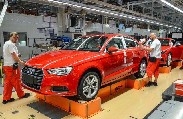 Bár dobogóra nem fért az Audi, így is büszke az eredményére