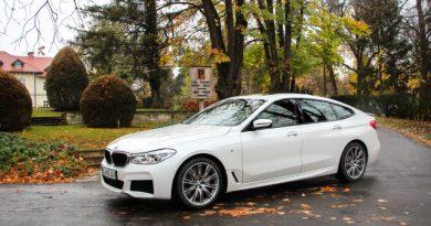 Így már más – Megszépült a nagyobbik BMW GT, kipróbáltuk