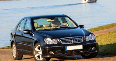 Fekete bárány – Mercedes-Benz C 220 CDI