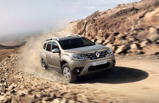 Renault emblémával is megérkezett az új Duster
