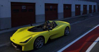 Átalakítható tetővel érkezett a Dallara sportkocsija