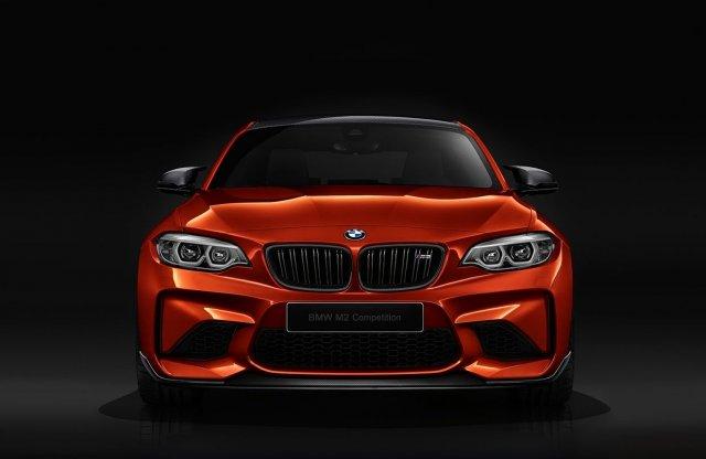 Jövő nyáron érkezhet a BMW M2 Competition
