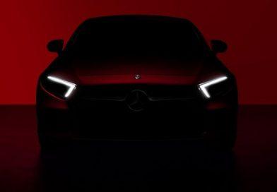 Benézett az új Mercedes-Benz CLS