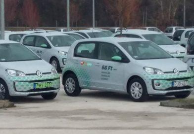 Újabb autómegosztó-flottát nyert meg a Volkswagen
