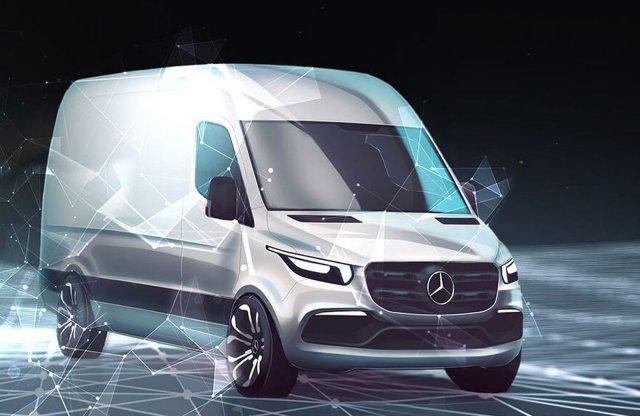 A jövő szállítója: a Mercedes-Benz Sprinter