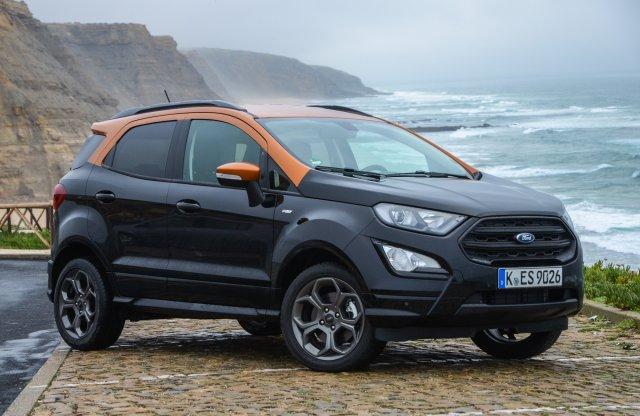 Kigyúrta magát az új Fiesta – Ford EcoSport menetpróba