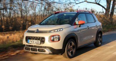 A divat nyugdíjazta Picassót? Citroën C3 Aircross teszt
