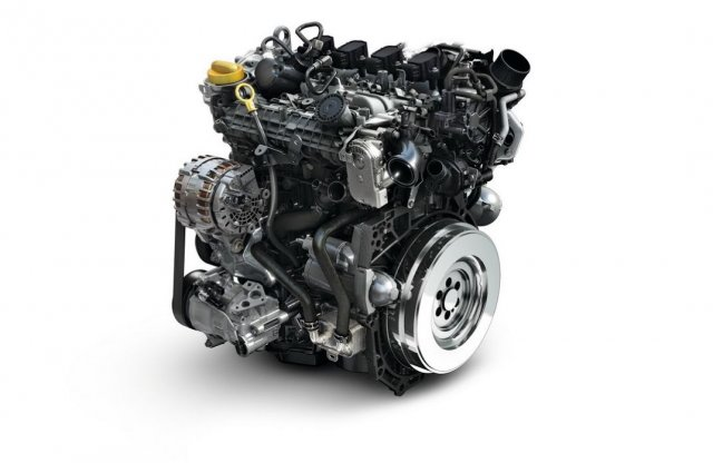 Új 1,33 literes motort fejlesztett a Renault