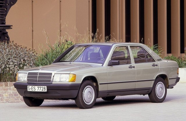 35 éves a Mercedes-Benz kompakt osztálya