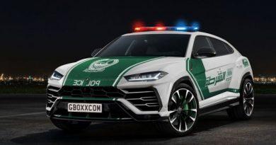 Brabus helyett Urus lehet a csúcs rendőr SUV