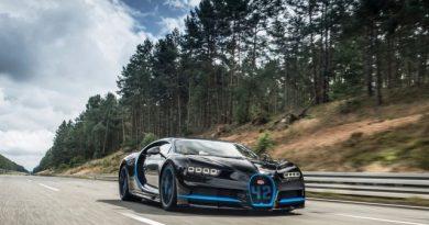 Hatalmas visszahívás: az összes Bugatti Chiron érintett