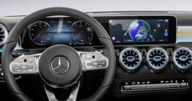 MBUX – jön a Mercedes új infotainment rendszere
