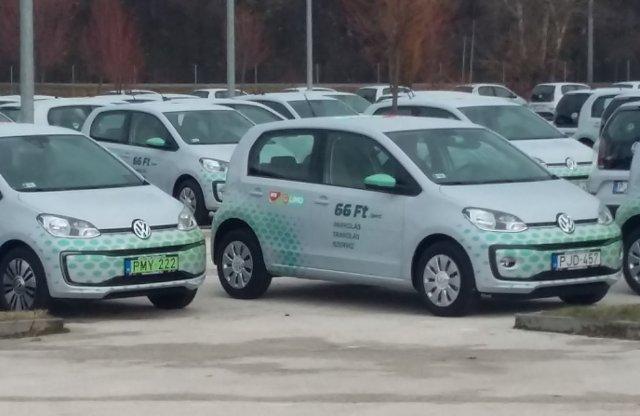 300 autóval indul a MOL Limo autómegosztó