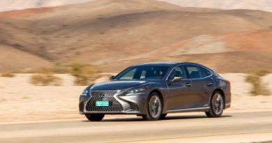 Dupla turbóval és turbó nélkül is kérhető – az új Lexus LS