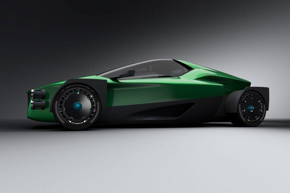 Az egyik leggyorsabb elektromos autó titka egy speciális hűtőfolyadék 2eb2b471ac