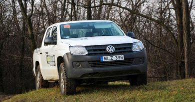 Aszfaltot ritkán látott – Volkswagen Amarok használtteszt