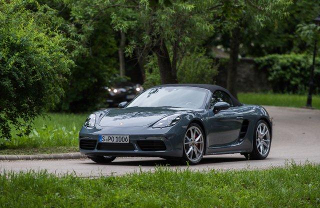 Rekordot döntött tavaly a Porsche
