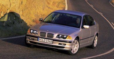 Alig hisszük el, 20 éves a BMW E46