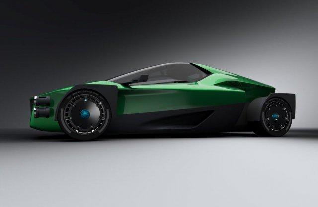 Itt az autó, ami még a Tesla Roadsternél is gyorsabb