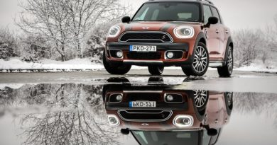 Több mint a pláza ásza – Mini Countryman SD All4