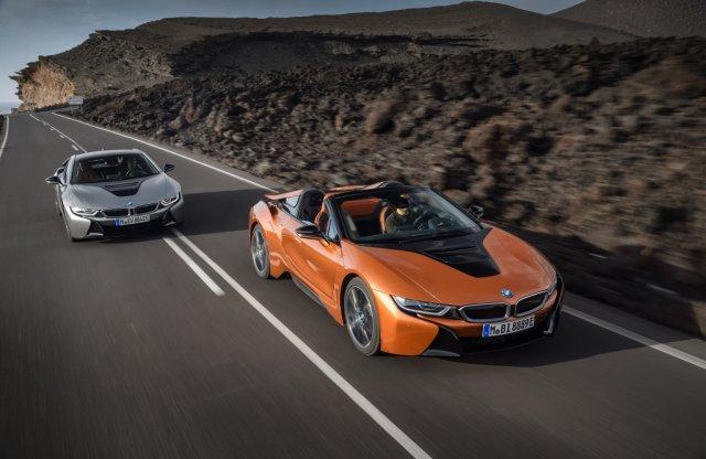 Rekord eladások tavaly, rengeteg új modell idén a BMW-nél